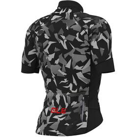 Alé Cycling Graphics PRR Glass SS Jersey Men black-grey